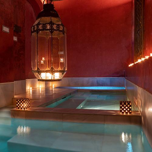 Aire De Sevilla Baños Arabes   Aire Acients Baths Sevilla Aire