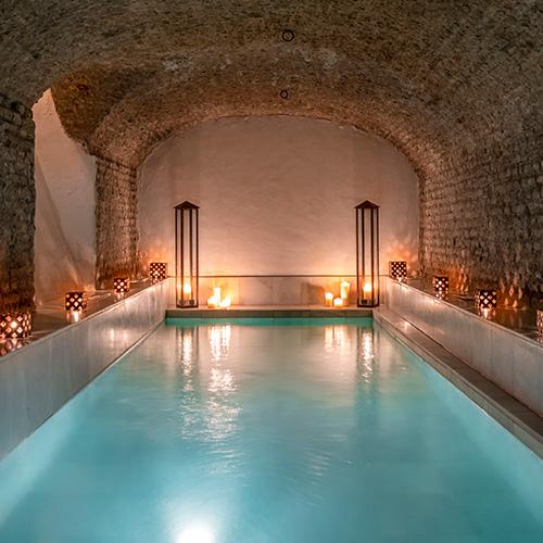 Baño Termal | Bano Termal Masaje Relajante De 30 Min En Sevilla Aire